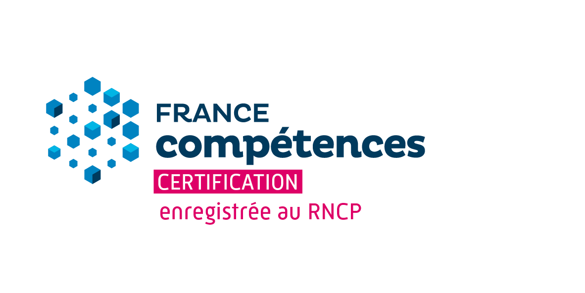 logo CERTIFICATION RNCP